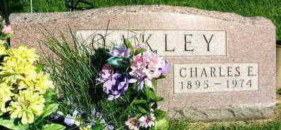 OAKLEY, WYLLIS M. - Linn County, Iowa | WYLLIS M. OAKLEY