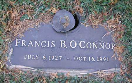 O'CONNOR, FRANCIS B. - Linn County, Iowa | FRANCIS B. O'CONNOR