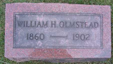 OLMSTEAD, WILLIAM H. - Linn County, Iowa | WILLIAM H. OLMSTEAD