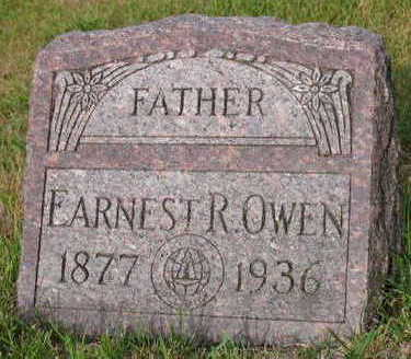 OWEN, EARNEST R. - Linn County, Iowa | EARNEST R. OWEN