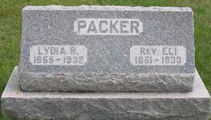 PACKER, ELI (REV.) - Linn County, Iowa | ELI (REV.) PACKER