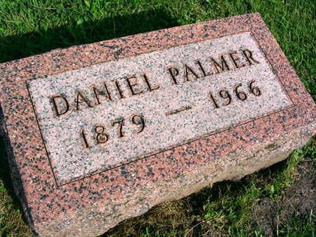 PALMER, DANIEL - Linn County, Iowa | DANIEL PALMER