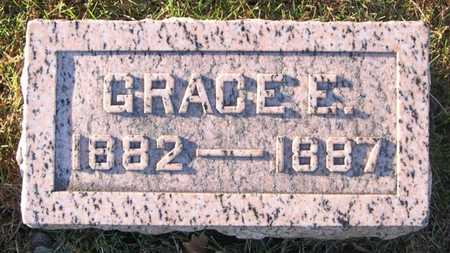 PALMER, GRACE E. - Linn County, Iowa | GRACE E. PALMER