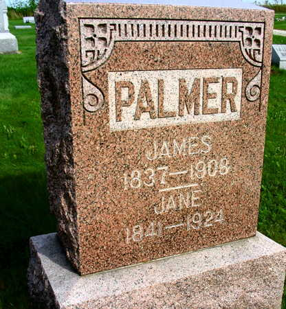 PALMER, JANE - Linn County, Iowa | JANE PALMER