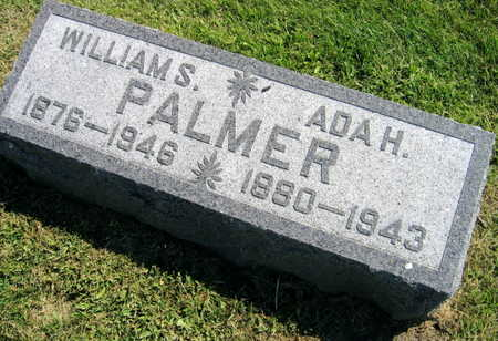 PALMER, WILLIAM S. - Linn County, Iowa | WILLIAM S. PALMER