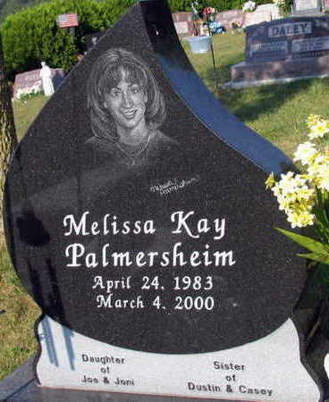 PALMERSHEIM, MELISSA KAY - Linn County, Iowa | MELISSA KAY PALMERSHEIM