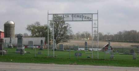 PARALTA, CEMETERY - Linn County, Iowa | CEMETERY PARALTA