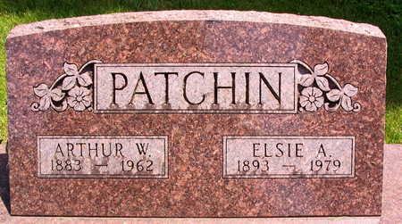 PATCHIN, ELSIE A. - Linn County, Iowa | ELSIE A. PATCHIN