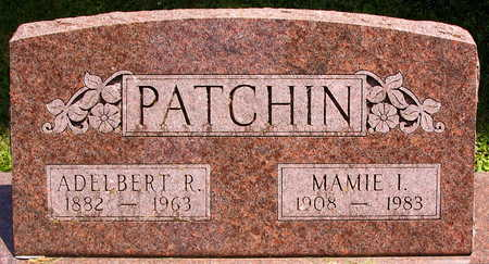 PATCHIN, ADELBERT R. - Linn County, Iowa | ADELBERT R. PATCHIN