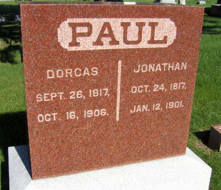 PAUL, DORCAS - Linn County, Iowa | DORCAS PAUL