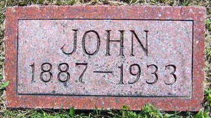 PAVLICEK, JOHN - Linn County, Iowa | JOHN PAVLICEK
