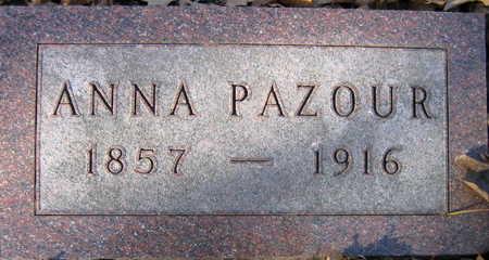 PAZOUR, ANNA - Linn County, Iowa | ANNA PAZOUR