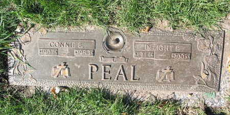 PEAL, CONNIE - Linn County, Iowa | CONNIE PEAL