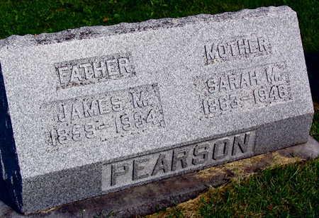 PEARSON, JAMES M. - Linn County, Iowa | JAMES M. PEARSON