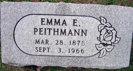PEITHMANN, EMMA E. - Linn County, Iowa | EMMA E. PEITHMANN