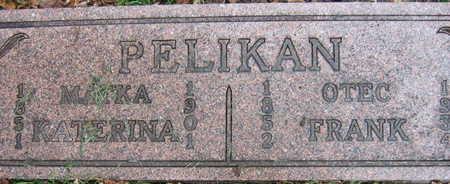PELIKAN, KATERINA - Linn County, Iowa | KATERINA PELIKAN