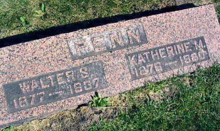 PENN, KATHERINE M. - Linn County, Iowa | KATHERINE M. PENN