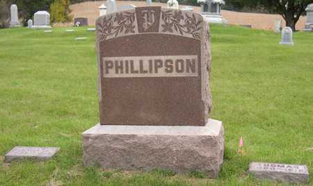 PHILLIPSON, FAMILY STONE - Linn County, Iowa | FAMILY STONE PHILLIPSON
