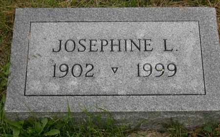 PHILLIPSON, JOSEPHINE L. - Linn County, Iowa   JOSEPHINE L. PHILLIPSON