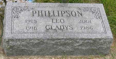 PHILLIPSON, GLADYS - Linn County, Iowa | GLADYS PHILLIPSON