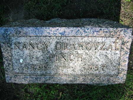 DRAHOVZAL PINCH, NANCY - Linn County, Iowa | NANCY DRAHOVZAL PINCH