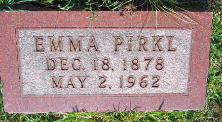 PIRKL, EMMA - Linn County, Iowa | EMMA PIRKL