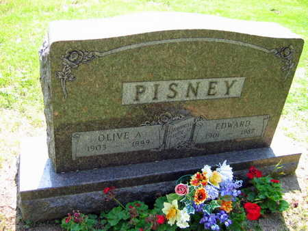 PISNEY, OLIVE A. - Linn County, Iowa | OLIVE A. PISNEY