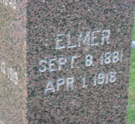 PLATTENBERGER, ELMER - Linn County, Iowa | ELMER PLATTENBERGER