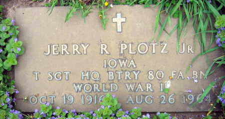PLOTZ, JERRY R. JR - Linn County, Iowa | JERRY R. JR PLOTZ