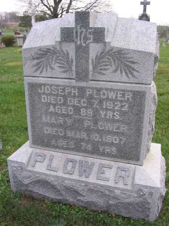PLOWER, JOSEPH - Linn County, Iowa | JOSEPH PLOWER