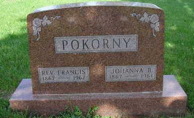 POKORNY, DR. FRANCIS - Linn County, Iowa | DR. FRANCIS POKORNY