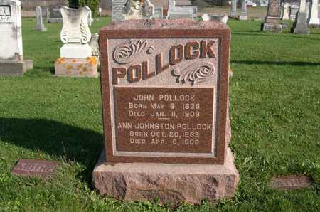 JOHNSTON POLLOCK, ANN - Linn County, Iowa | ANN JOHNSTON POLLOCK