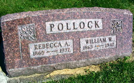POLLOCK, WILLIAM W. - Linn County, Iowa | WILLIAM W. POLLOCK