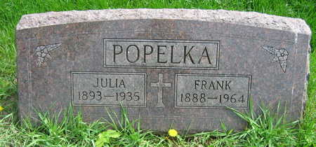 POPELKA, JULIA - Linn County, Iowa | JULIA POPELKA