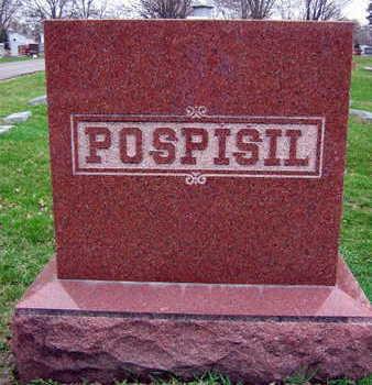 POSPISHIL, FAMILY STONE  (POSPISHIL STRITESKY) - Linn County, Iowa | FAMILY STONE  (POSPISHIL STRITESKY) POSPISHIL