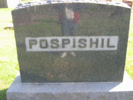POSPISHIL, FAMILY STONE - Linn County, Iowa | FAMILY STONE POSPISHIL