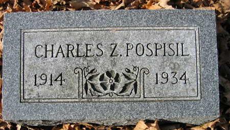 POSPISIL, CHARLES Z. - Linn County, Iowa | CHARLES Z. POSPISIL