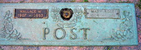 POST, MARY ROSE - Linn County, Iowa | MARY ROSE POST