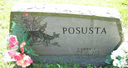 POSUSTA, LARRY J. - Linn County, Iowa | LARRY J. POSUSTA