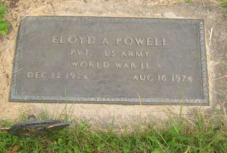 POWELL, FLOYD A. - Linn County, Iowa | FLOYD A. POWELL