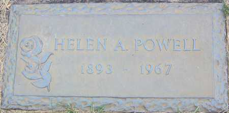 POWELL, HELEN A - Linn County, Iowa | HELEN A POWELL