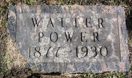 POWER, WALTER - Linn County, Iowa | WALTER POWER
