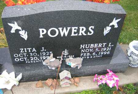 POWERS, HUBERT L. - Linn County, Iowa | HUBERT L. POWERS