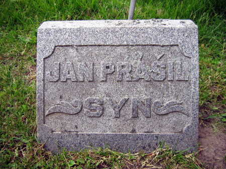 PRASIL, JAN - Linn County, Iowa | JAN PRASIL