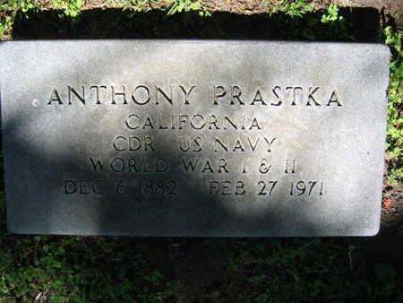 PRASTKA, ANTHONY - Linn County, Iowa | ANTHONY PRASTKA