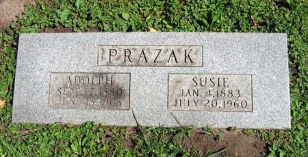 PRAZAK, SUSIE - Linn County, Iowa | SUSIE PRAZAK