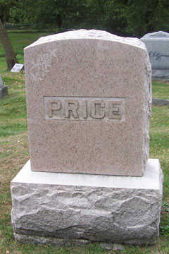 PRICE, FAMILY STONE - Linn County, Iowa | FAMILY STONE PRICE