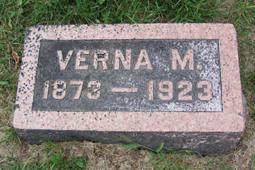 PRICE, VERNA M - Linn County, Iowa | VERNA M PRICE