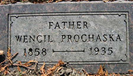 PROCHASKA, WENCIL - Linn County, Iowa | WENCIL PROCHASKA