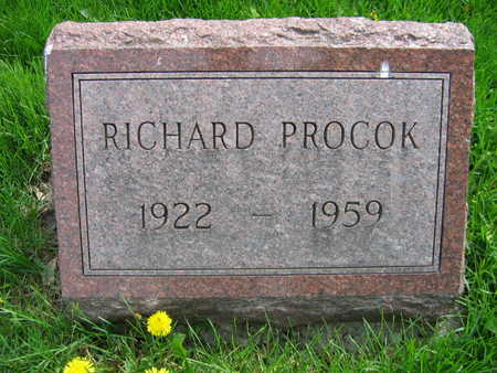 PROCOK, RICHARD - Linn County, Iowa | RICHARD PROCOK